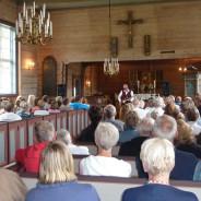 Solokonsert i Åkra kirke