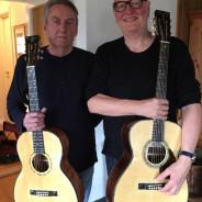 Nye gitarer fra Seljord