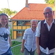 Konserter med Frode Alnæs trio i sommer