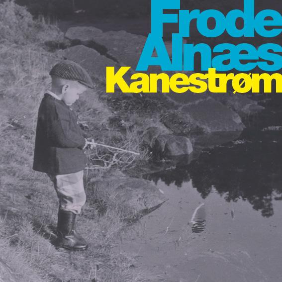 Ny instrumentalplate fra Frode Alnæs
