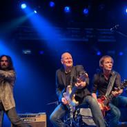 Breibeinte gitarister på Rockheim