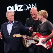 Tøff strengedans på QuizDan