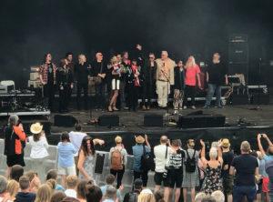 Jimi Hendrix hedret på Norwegian Wood